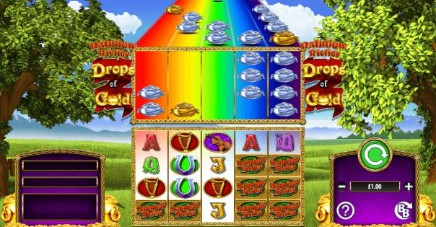 Rainbow Riches: Drops of Gold slot