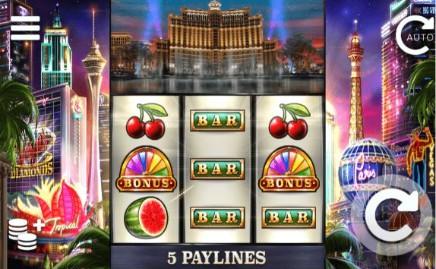 Vegas Diamonds slot